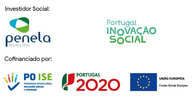 Município de Penela; Portugal Inovação Social; POISE; PT2020; Fundo Social Europeu